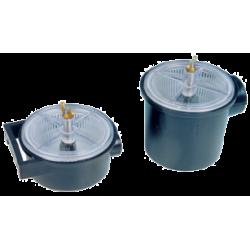 allpa Kunststof koelwaterfilters, 3-4 , H=75-110mm, 2800l-h