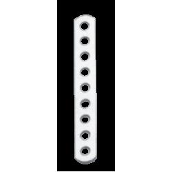allpa RVS spanstrip (B), L= 100mm, gatmaat Ø6,0mm