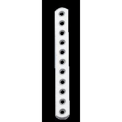 allpa RVS spanstrip (C), L= 120mm, gatmaat Ø6,0mm
