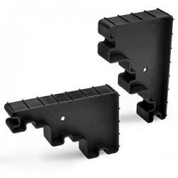 Railblaza Hatch Wedge pair Black