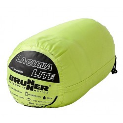Brunner Sleeping bag Laguna Lite 185+25x75cm