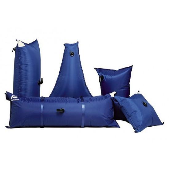 Flexibele watertank 120 ltr 105x115 boeg