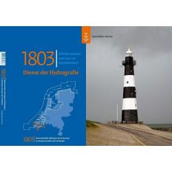 1803 (EDITIE 2021) WESTERSCHELDE, VLISSINGEN TOT ANTWERPEN EN KANAAL VAN GENT NAAR TERNEUZEN