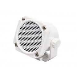 Speaker SPK45W, wit - 6.5x6.5 8 Ohm