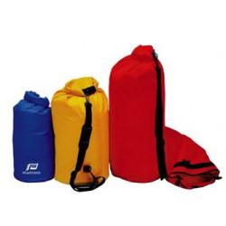 N.L.A. Drybag met schouderband 74x30 geel