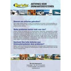 Antivries voor Drinkwater en Motor-systemen - 3,78 L