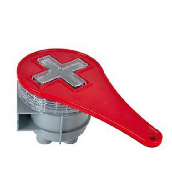 Wierpotsleutel, past op alle Vetus 330 Koelwaterfilters.
