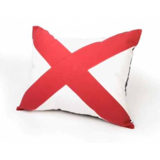 Signalfl. pillowcase 50x60cm V