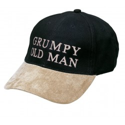 Baseball cap 'Grumpy Old Man'