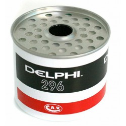 losse filter type 296