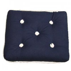 Marine cushion-single-BLUE