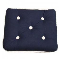 Marine cushion-single-BLUE