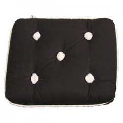 Marine cushion-single-BLACK