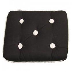 Marine cushion-single-BLACK