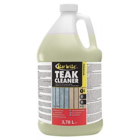 Premium Teak Cleaner - Step 1 3800Ml.