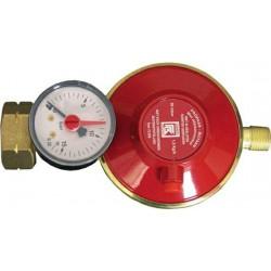 Gasdrukregelaar shell-combi 30mbar manometer met + l bu