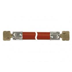 GASLEIDING 100CM 1-4 L BI X 1-4 L BI