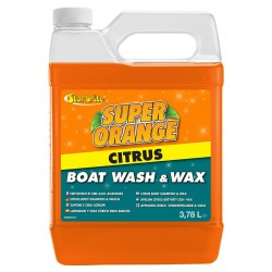 Citrus Boot Shampoo & Wax 3785 ML