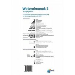 ANWB wateralmanak - Wateralmanak 2 - 2020