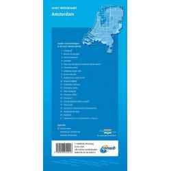 Waterkaart 1. Friesland