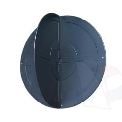 Ankerbal 30cm zwart