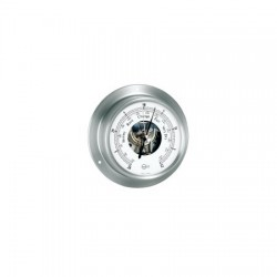 BARIGO Typ Sky   Barometer Skal Ï 85mm Edelstahl