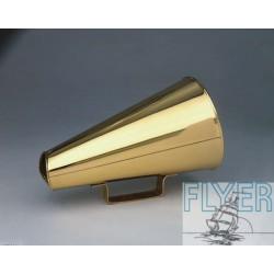 Megafoon Roeptoeter L: 31cm x 6-17.5 cm
