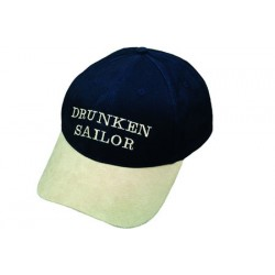 Baseball cap Drunken sailor per 4 stuks