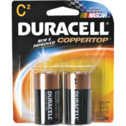 Duracell Dunne Staaf 2 pack