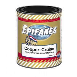 Epifanes Copper-Cruise roodbruin 750 ml