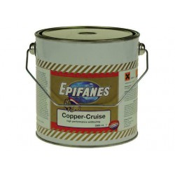 Epifanes Copper-Cruise rood 2500 ml