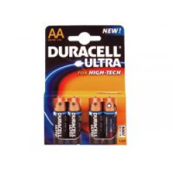 Duracell AA Penlight 4 pack