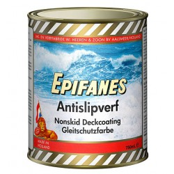 Epifanes Antislipverf wit 750ml.
