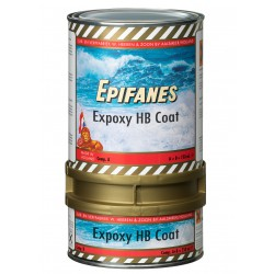 Epifanes Epoxy HB Coat zwart 750ml.