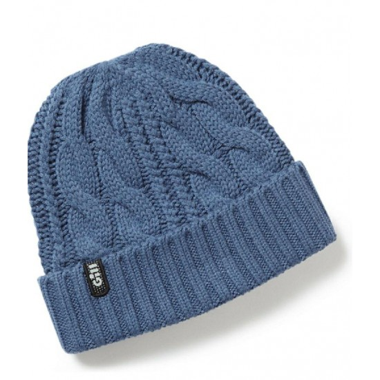 GILL CABLE KNIT BEANIE (MUTS)