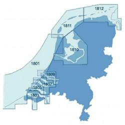 1807 - Zoommeer, Volkerak, Spui, Haringvliet, Hollandsch Diep