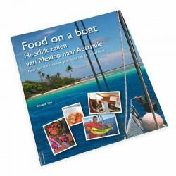 Kookboek Food on a boat