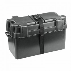 BATTERY BOX INT.DIM 385X175X225