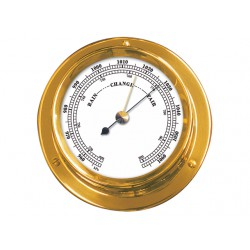 BAROMETER MESSING 110-84MM