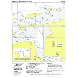 Stroomschuif Waddenzee Oost