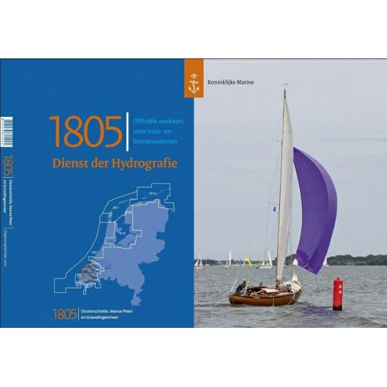 1805 - Oosterschelde, Veerse Meer en Grevelingenmeer  2021