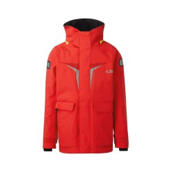 OS3 Junior Coastal Jacket Bright Red JM