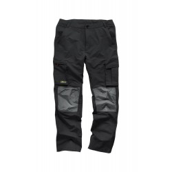 Race Sailing Trousers L Graphite