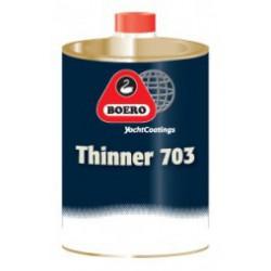 703 THINNER 0.5 Ltr