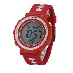 Race Watch One Size Red