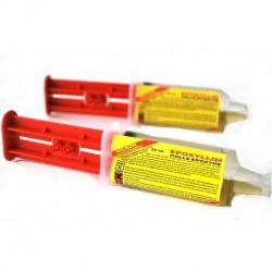 2 componenten combi-lijmspuit 22 ml