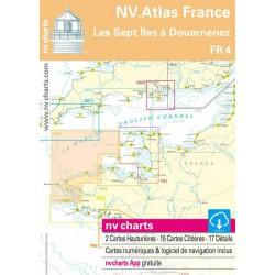 NV Atlas FR4 Les Sept +les to Douarnenez