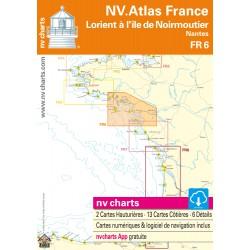 NV Atlas FR6 Lorient to Ile de Noirmoutier & Nantes