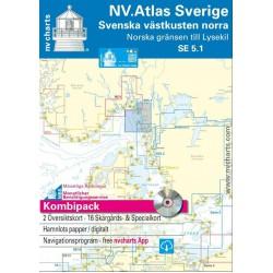 NV Atlas SE 5.1  Svenska Võstkusten Norra