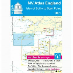 NV Atlas UK1  Scilly Isles to Star Point     2016-2020